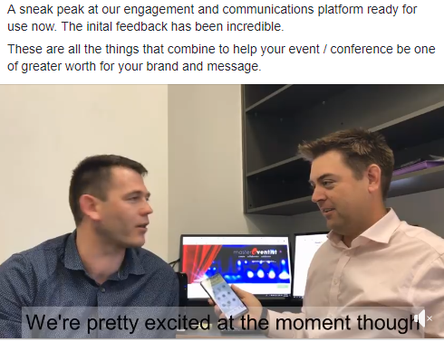 The Engagement Experts for Events